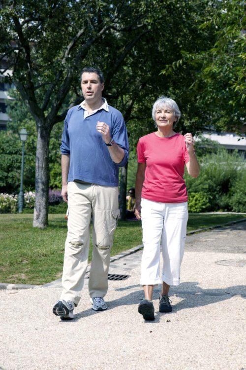 8 advantages of brisk walking