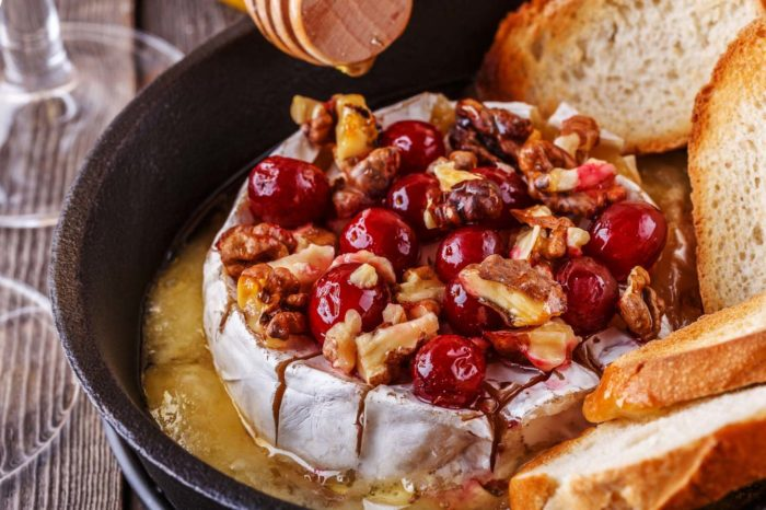 How To Make Baked Brie, Steps to make the perfect baked brie
