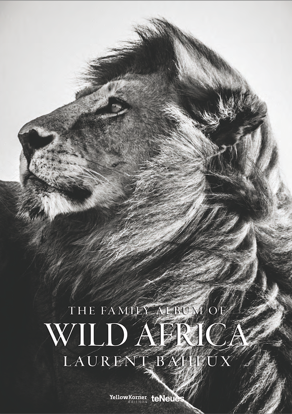 The Family Album of Wild Africa - Cover