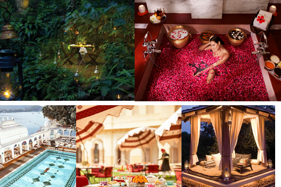 TAJ'S GUIDE TO THE FIVE MOST INSTAGRAM-WORTHY LOCALES + EXPERIENCES ACROSS INDIA