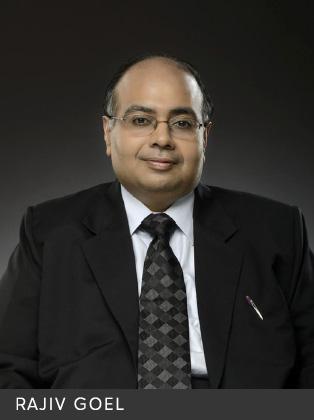 Rajiv Goel- CEO Bombay Capital Services