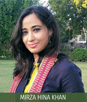 Mirza Hina Khan