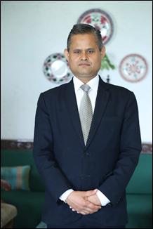 Prakash Singh – Guest Service Supervisor – Food & Beverage