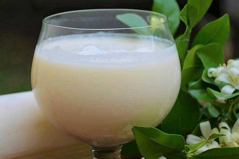 Banana Stem Juice | Recipes from Chef Thayanithy, Executive Chef at Signature Club Resort