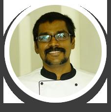 Prakash Kumar, Executive chef at The Woodrose
