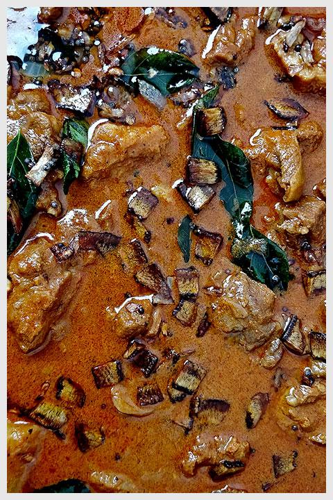 Kerala Erachi Curry