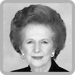 Margaret Thatcher | Reading | A Golden Gateway to Greatness