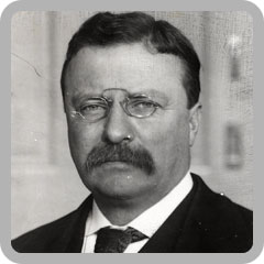 Theodore Roosevelt | Reading | A Golden Gateway to Greatness