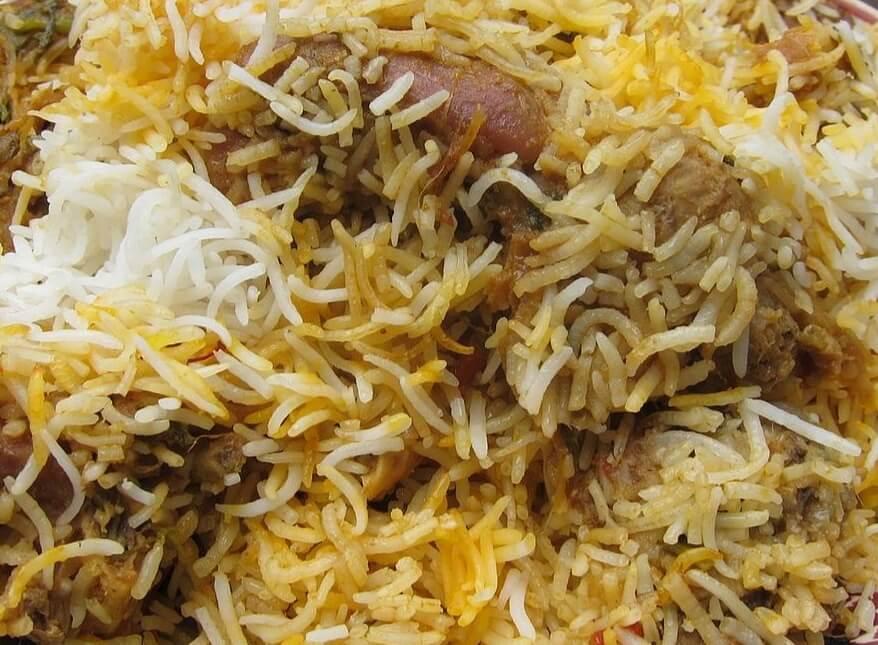 Bhatkali Biryani Chef Nandakumar