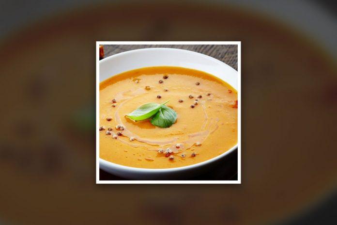 Lentil Soup | Home Style | SuperChef Nandakumar