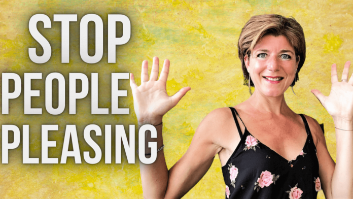 STOP Being a People Pleaser. Have More SELF-WORTH