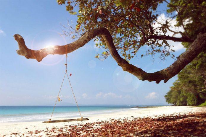 Taj Exotica Resort & Spa, Andamans Celebrates The Blue Flag Certification Of Radhanagar Beach