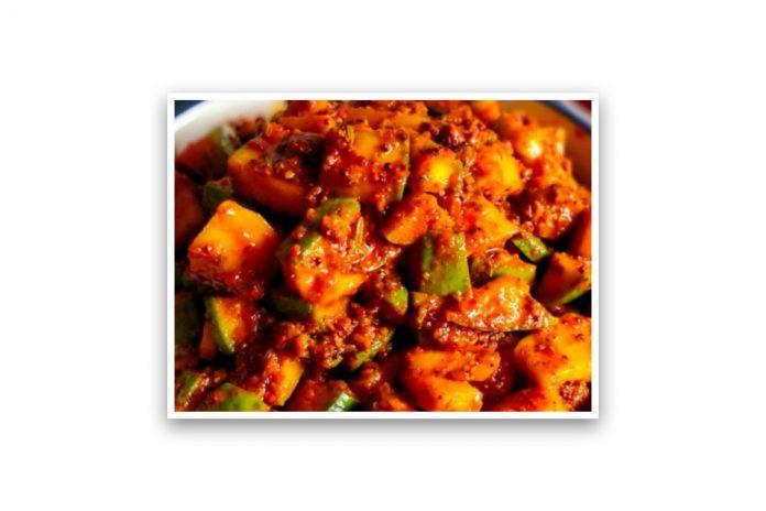 Mango Pickle For Sadya | SuperChef Nandakumar