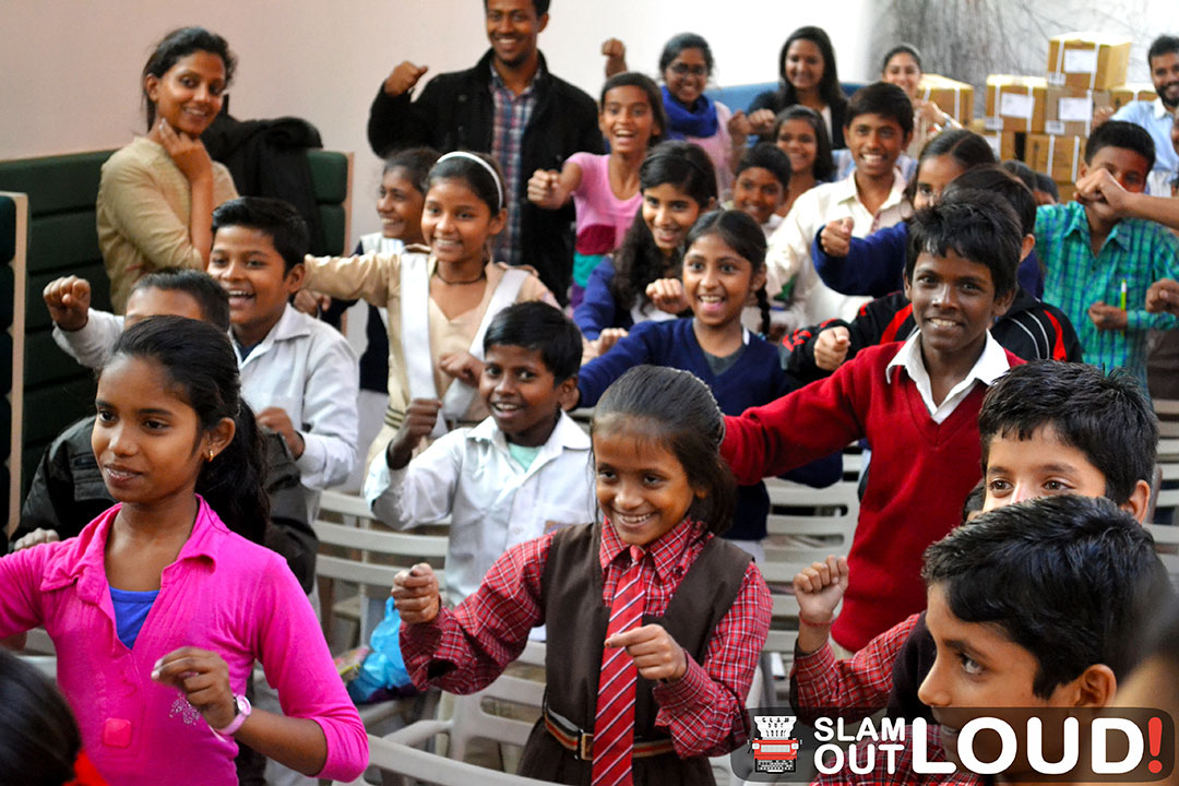 Slam Out Loud and its mission to #UnmuteIndia just got more SOLful!