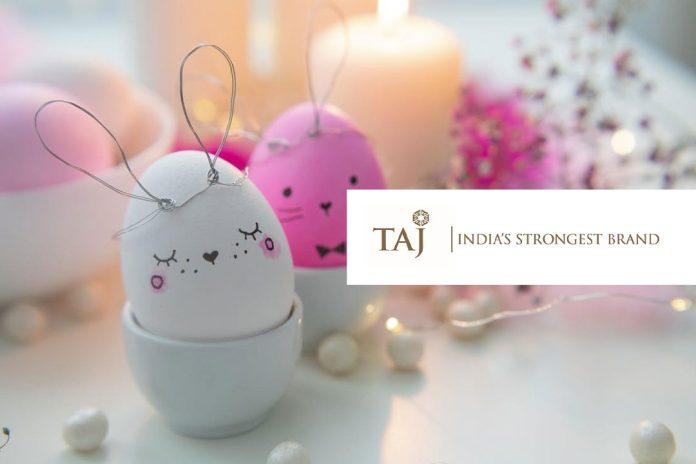 Indulge In An 'Egg-stravagant' Easter With Taj