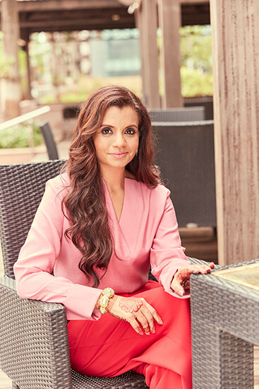 Priti Rathi Gupta - Founder of LXME