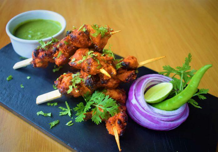 Aachari Spicy Chicken - Aloft Bengaluru Cessna Business Park