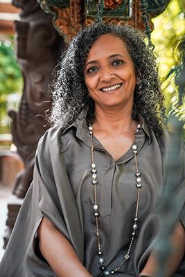 Ms. Geeta Ramakrishnan, Ontological Coach and Author.