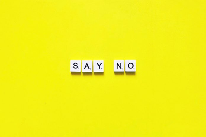 The Skill of saying an assertive 'NO' Ms. Geeta Ramakrishnan, Ontological Coach and Author.