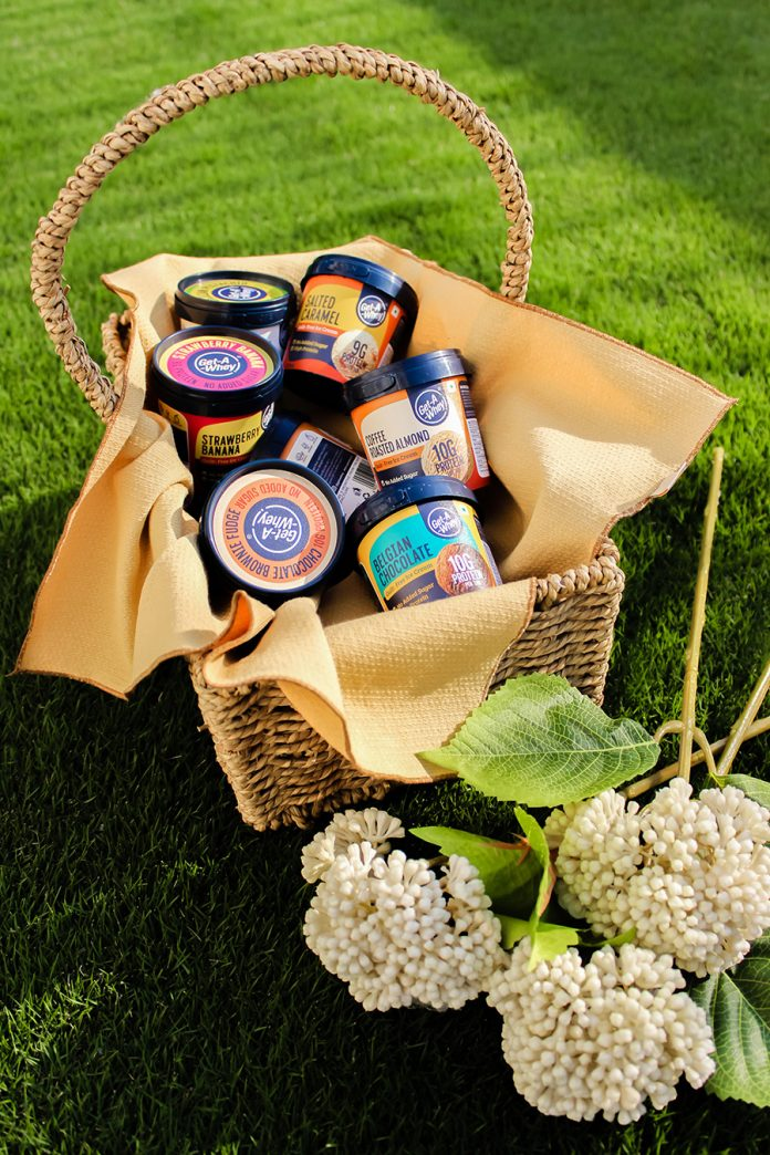 This mothers day pamper your loved one with a healthy surprise from Get-A-Whey!