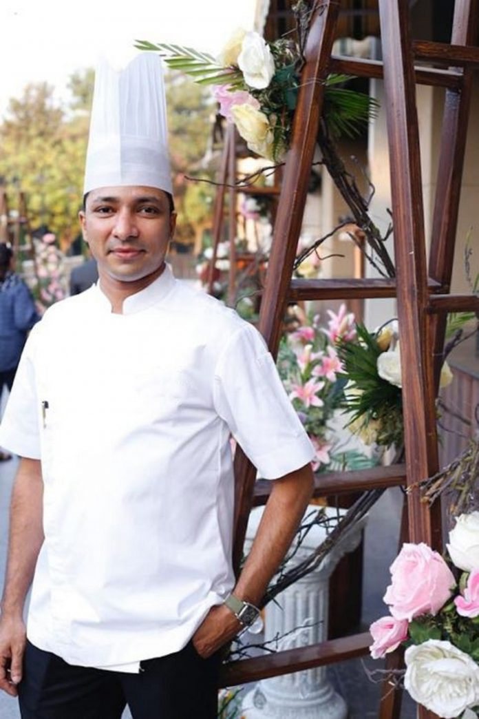 Karthik appointed as the Executive Sous Chef at Renaissance Bengaluru Race Course Hotel