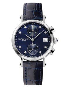 Frederique Constant presents Classics Chronograph Quartz Ladies Collection