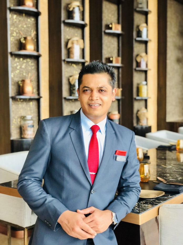 Courtyard By Marriott Bengaluru Hebbal appoints Rafi Ansari as Food & Beverage Manager