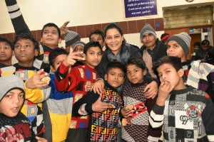 Dr. Geetanjali Chopra, Founder, Wishes and Blessings with the kids.jpg