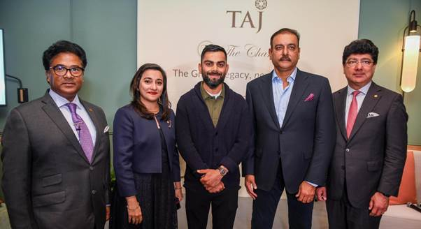 THE CHAMBERS EXPANDS ITS PRESENCE TO LONDON AND OPENS AT TAJ 51 BUCKINGHAM GATE SUITES AND RESIDENCES