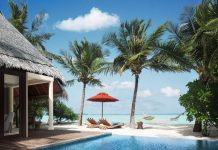 EXTEND YOUR SUMMER WITH SOME MALDIVIAN BLUES